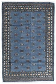 Pakistan Bokhara 2Ply Matto 173X258 Itämainen Käsinsolmittu Sininen/Tummanharmaa (Villa, Pakistan)