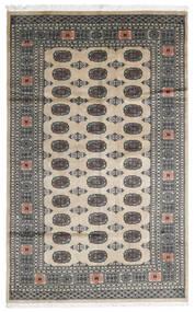 Pakistan Bokhara 2Ply Matto 151X243 Itämainen Käsinsolmittu Tummanharmaa/Vaaleanharmaa (Villa, Pakistan)