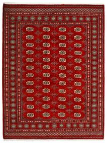 Pakistan Bokhara 3Ply Matto 175X230 Itämainen Käsinsolmittu Ruoste/Punainen (Villa, Pakistan)