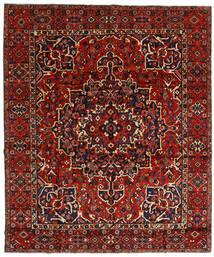 Bakhtiar Matto 310X370 Itämainen Käsinsolmittu Tummanpunainen/Ruoste Isot (Villa, Persia/Iran)