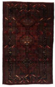 Beluch Matto 109X181 Itämainen Käsinsolmittu Tummanpunainen (Villa, Afganistan)