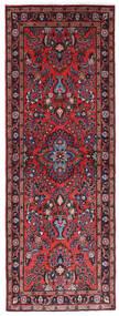 Mashad Matto 76X215 Itämainen Käsinsolmittu Käytävämatto Tummanpunainen/Musta (Villa, Persia/Iran)