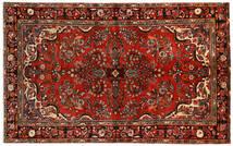 Hosseinabad Matto 149X240 Itämainen Käsinsolmittu Tummanpunainen/Tummanruskea (Villa, Persia/Iran)