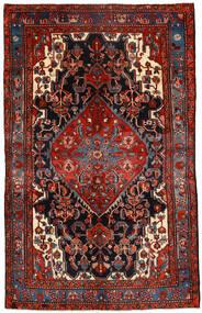 Koliai Matto 151X237 Itämainen Käsinsolmittu Tummanpunainen/Ruoste (Villa, Persia/Iran)