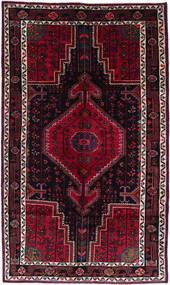 Toiserkan Matto 150X257 Itämainen Käsinsolmittu Tummanpunainen (Villa, Persia/Iran)