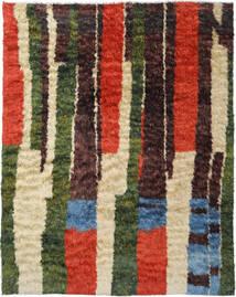 Moroccan Berber - Afghanistan Matto 235X296 Moderni Käsinsolmittu Musta/Tummanruskea (Villa, Afganistan)