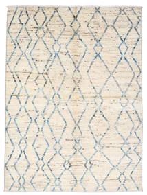 Moroccan Berber - Afghanistan Matto 171X236 Moderni Käsinsolmittu Beige/Vaaleanharmaa (Villa, Afganistan)