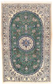 Nain Matto 168X253 Itämainen Käsinsolmittu Vaaleanharmaa/Beige (Villa, Persia/Iran)