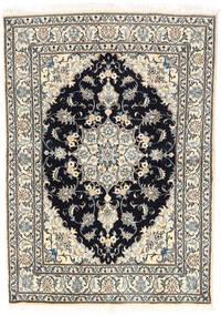 Nain Matto 144X207 Itämainen Käsinsolmittu Vaaleanharmaa/Beige (Villa, Persia/Iran)