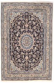 Nain Matto 163X249 Itämainen Käsinsolmittu Vaaleanharmaa/Tummanharmaa (Villa, Persia/Iran)