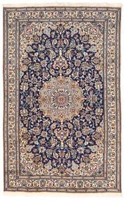 Nain Matto 155X250 Itämainen Käsinsolmittu Tummanharmaa/Tummanruskea (Villa, Persia/Iran)