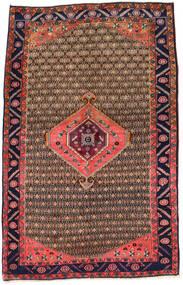 Koliai Matto 149X231 Itämainen Käsinsolmittu Vaaleanruskea/Tummanvioletti (Villa, Persia/Iran)