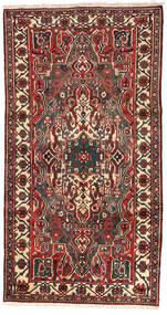 Bakhtiar Matto 160X300 Itämainen Käsinsolmittu Käytävämatto Tummanharmaa/Tummanpunainen (Villa, Persia/Iran)
