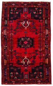 Koliai Matto 168X280 Itämainen Käsinsolmittu Tummanvioletti/Punainen/Tummanpunainen (Villa, Persia/Iran)