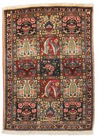 Bakhtiar Collectible Matto 109X152 Itämainen Käsinsolmittu Tummanruskea/Beige (Villa, Persia/Iran)