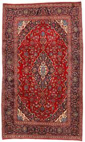 Keshan Matto 192X325 Itämainen Käsinsolmittu Tummanpunainen/Ruoste (Villa, Persia/Iran)