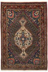 Bakhtiar Collectible Matto 159X239 Itämainen Käsinsolmittu Tummanruskea/Tummanpunainen (Villa, Persia/Iran)