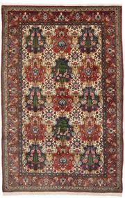 Bakhtiar Collectible Matto 150X240 Itämainen Käsinsolmittu Tummanruskea/Vaaleanruskea (Villa, Persia/Iran)