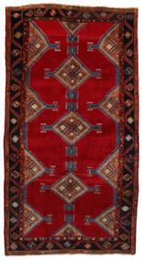 Koliai Matto 160X303 Itämainen Käsinsolmittu Käytävämatto Tummanpunainen/Punainen (Villa, Persia/Iran)