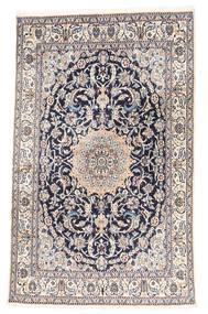 Nain Matto 161X259 Itämainen Käsinsolmittu Vaaleanharmaa/Beige (Villa, Persia/Iran)