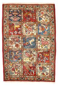 Bakhtiar Collectible Matto 110X157 Itämainen Käsinsolmittu Tummanharmaa/Beige (Villa, Persia/Iran)