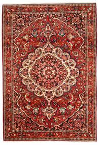 Bakhtiar Collectible Matto 220X320 Itämainen Käsinsolmittu Tummanpunainen/Ruoste (Villa, Persia/Iran)