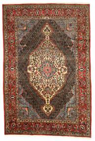 Bakhtiar Collectible Matto 200X300 Itämainen Käsinsolmittu Tummanruskea/Vaaleanruskea (Villa, Persia/Iran)