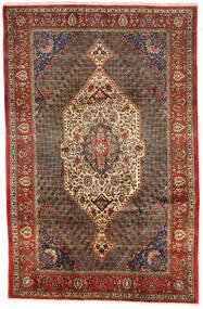 Bakhtiar Collectible Matto 200X306 Itämainen Käsinsolmittu Tummanruskea/Vaaleanruskea (Villa, Persia/Iran)