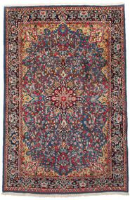 Kerman Matto 186X288 Itämainen Käsinsolmittu (Villa, Persia/Iran)