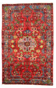 Nahavand Old Matto 151X243 Itämainen Käsinsolmittu Ruoste/Punainen (Villa, Persia/Iran)