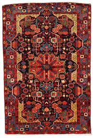 Nahavand Old Matto 162X240 Itämainen Käsinsolmittu Tummanpunainen/Punainen (Villa, Persia/Iran)