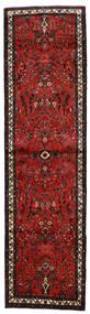Mehraban Matto 84X313 Itämainen Käsinsolmittu Käytävämatto Tummanpunainen/Tummanruskea (Villa, Persia/Iran)