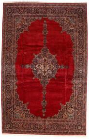 Keshan Ca. 1970 Matto 335X517 Itämainen Käsinsolmittu Tummanpunainen/Ruoste Isot (Villa, Persia/Iran)
