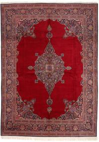 Keshan Ca. 1980 Matto 312X427 Itämainen Käsinsolmittu Tummanpunainen/Tummanruskea Isot (Villa, Persia/Iran)