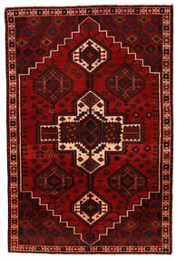 Lori Matto 168X254 Itämainen Käsinsolmittu Tummanpunainen/Punainen (Villa, Persia/Iran)
