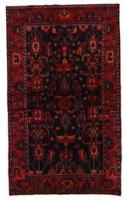 Koliai Matto 136X207 Itämainen Käsinsolmittu Tummanpunainen/Ruoste (Villa, Persia/Iran)