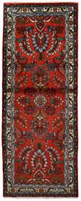 Mehraban Matto 78X196 Itämainen Käsinsolmittu Käytävämatto Tummanruskea/Ruoste (Villa, Persia/Iran)