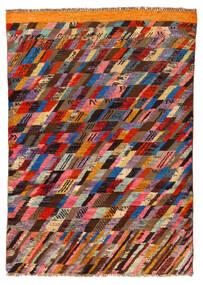 Moroccan Berber - Afghanistan Matto 121X175 Moderni Käsinsolmittu (Villa, Afganistan)