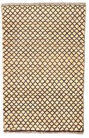 Moroccan Berber - Afghanistan Matto 74X116 Moderni Käsinsolmittu Beige/Tummanbeige/Tummanruskea (Villa, Afganistan)