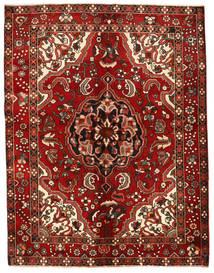 Bakhtiar Matto 154X202 Itämainen Käsinsolmittu Tummanpunainen/Ruoste (Villa, Persia/Iran)