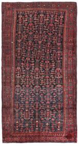Kurdi Matto 147X275 Itämainen Käsinsolmittu Tummanpunainen/Tummansininen (Villa, Persia/Iran)