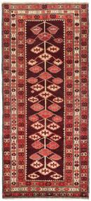 Kelim Karabah Matto 132X303 Itämainen Käsinkudottu Käytävämatto Tummanpunainen/Ruoste (Villa, Azerbaidzan/Venäjä)