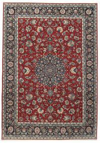 Kashmar Matto 253X350 Itämainen Käsinsolmittu Tummanpunainen/Musta Isot (Villa, Persia/Iran)
