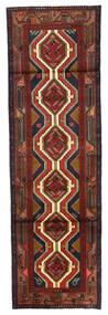 Koliai Matto 75X250 Itämainen Käsinsolmittu Käytävämatto Tummanpunainen/Tummansininen (Villa, Persia/Iran)
