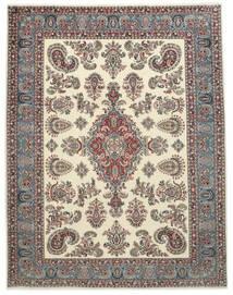 Hamadan Shahrbaf Matto 270X343 Itämainen Käsinsolmittu Tummanharmaa/Vaaleanharmaa Isot (Villa, Persia/Iran)