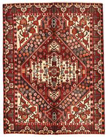 Ardebil Matto 160X209 Itämainen Käsinsolmittu Tummanpunainen/Tummanruskea (Villa, Persia/Iran)