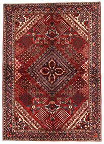 Bakhtiar Matto 149X210 Itämainen Käsinsolmittu Tummanpunainen/Tummanruskea (Villa, Persia/Iran)