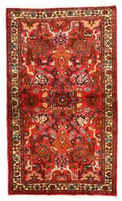 Mehraban Matto 97X169 Itämainen Käsinsolmittu Tummanpunainen/Tummanruskea (Villa, Persia/Iran)