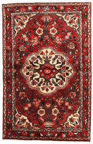 Mehraban Matto 100X168 Itämainen Käsinsolmittu Tummanpunainen/Tummanruskea (Villa, Persia/Iran)