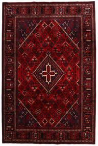 Meimeh Matto 218X329 Itämainen Käsinsolmittu Tummanpunainen (Villa, Persia/Iran)